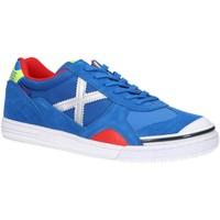 Sapatos Homem Multi-desportos Munich 3000288 GRESCA Azul
