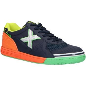 Sapatos Homem Multi-desportos Munich 3111139 G3 INDOOR Azul