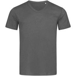 Textil Homem T-Shirt mangas curtas Stedman Stars  Slate Grey