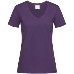 Textil Mulher T-Shirt mangas curtas Stedman  Baga Profunda