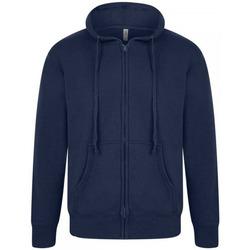Textil Homem Sweats Casual Classics  Marinha