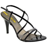 Sapatos Mulher Sandálias Lea Foscati  Preto