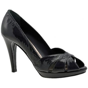 Sapatos Mulher Escarpim Lea Foscati  Preto