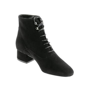 Sapatos Mulher Botas baixas André ROBERTA Preto