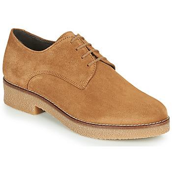 Sapatos Mulher Sapatos André NANEL Camel