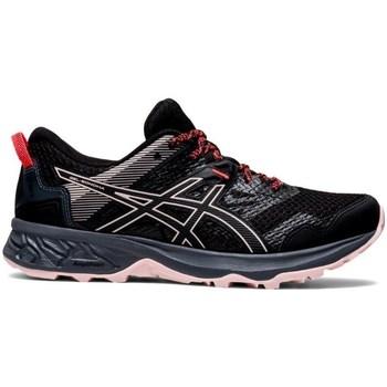 Sapatos Mulher Fitness / Training  Asics Gelsonoma 5 Preto, Cor-de-rosa