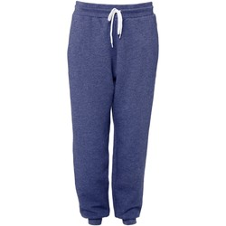 Textil Calças de treino Bella + Canvas CA3727 Heather Navy