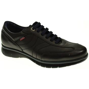 Sapatos Homem Sapatilhas CallagHan 88315 Negro