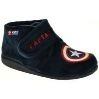 Sapatos Rapaz Chinelos Garzon 4156 Azul