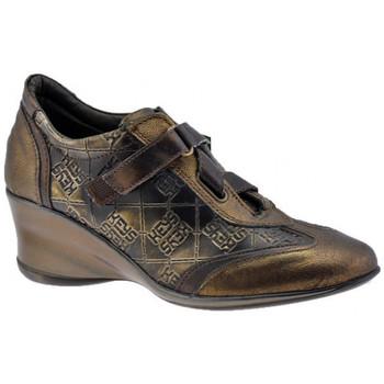 Sapatos Mulher Escarpim Keys  Castanho