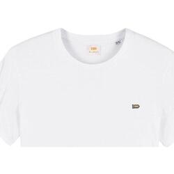 Textil Homem T-Shirt mangas curtas Klout  Blanco