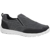 Sapatos Homem Slip on Dek  Preto