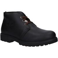 Sapatos Homem Botas baixas Panama Jack BOTA PANAMA IGLOO C30 Negro