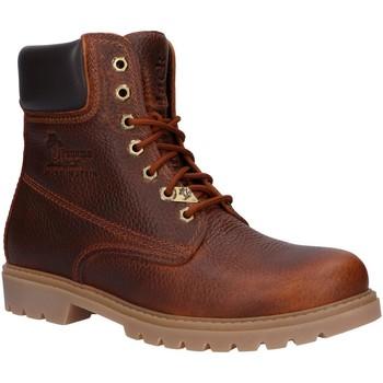 Sapatos Homem Botas baixas Panama Jack PANAMA 03 C30 Marr?n