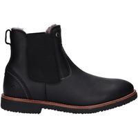 Sapatos Homem Botas baixas Panama Jack GARNOCK IGLOO C2 Negro