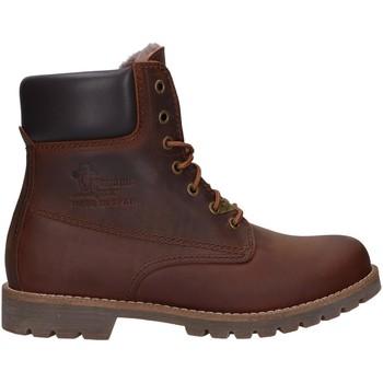 Sapatos Homem Botas baixas Panama Jack PANAMA 03 IGLOO C11 Marr?n