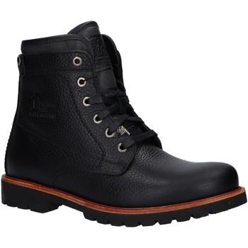 Sapatos Homem Botas baixas Panama Jack P03 THUNDER C9 Negro
