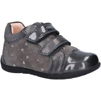 Sapatos Rapariga Multi-desportos Geox B0451B 007NF B KAYTAN Gris
