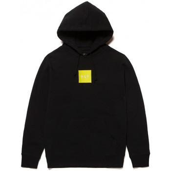 Textil Homem Sweats Huf Sweat hood box logo Preto