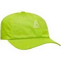 Acessórios Homem Boné Huf Cap essentials tt logo cv 6 panel bio Verde