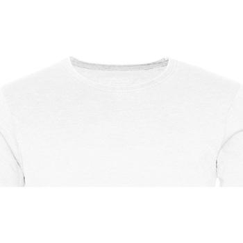 Textil Homem T-Shirt mangas curtas Awdis JT099 Ártico lavado