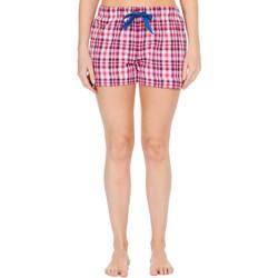 Textil Mulher Pijamas / Camisas de dormir Forever Dreaming  Cheque cor-de-rosa