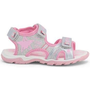 Sapatos Criança Sandálias Shone - 6015-025 Cinza