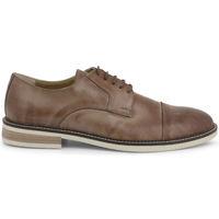 Sapatos Homem Mocassins Madrid - 605_pelle Castanho