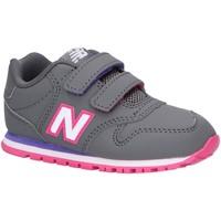 Sapatos Criança Multi-desportos New Balance IV500RGP Negro