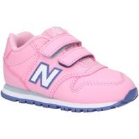 Sapatos Criança Multi-desportos New Balance IV500RPT Blanco