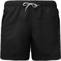Textil Homem Shorts / Bermudas Proact Short de bain court noir