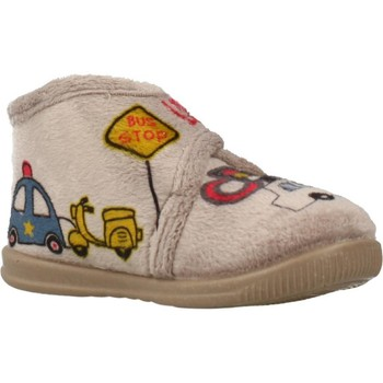 Sapatos Rapaz Chinelos Vulladi 8108 Cinza