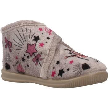 Sapatos Rapariga Pantufas bebé Vulladi 8117 Cinza