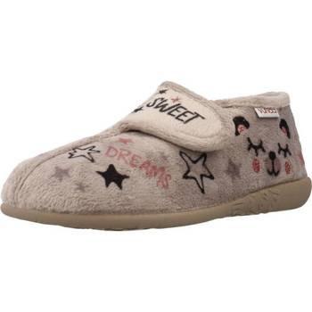 Sapatos Rapariga Chinelos Vulladi 8240 Cinza