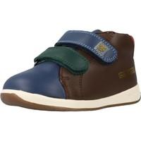 Sapatos Rapaz Botas baixas Garvalin 191313 Azul
