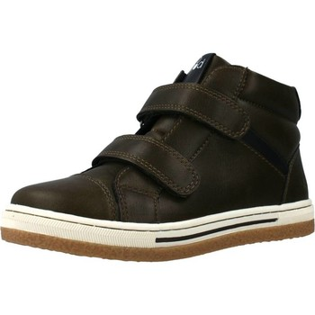 Sapatos Rapaz Botas baixas Mod'8 HAUT SYNTHE Verde