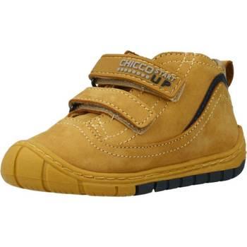 Sapatos Rapaz Botas baixas Chicco DEVON Marron