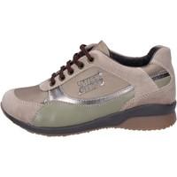 Sapatos Rapariga Sapatilhas Miss Sixty BK179 Bege