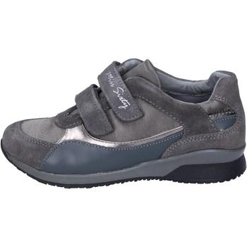 Sapatos Rapariga Sapatilhas Miss Sixty BK180 Cinza
