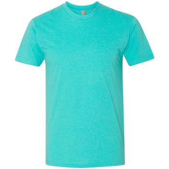 Textil Homem T-Shirt mangas curtas Next Level NX6210 Tahiti Blue