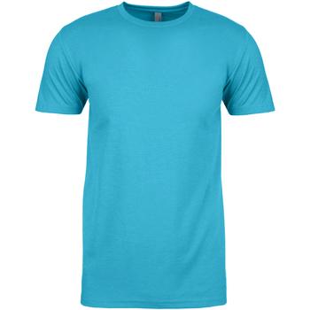 Textil Homem T-Shirt mangas curtas Next Level NX6210 Bondi Blue