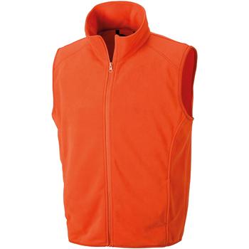 Textil Homem Casacos de malha Result R116X Orange