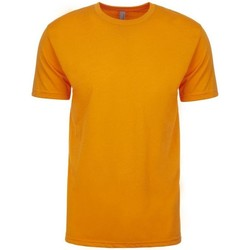 Textil Homem T-Shirt mangas curtas Next Level NX6210 Orange