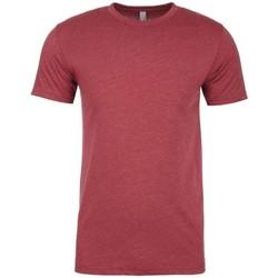 Textil Homem T-Shirt mangas curtas Next Level NX6210 Cardeal Red