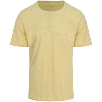 Textil Homem T-Shirt mangas curtas Awdis JT032 Surf Yellow