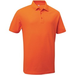Textil Homem Polos mangas curta Prortx RX101 Orange