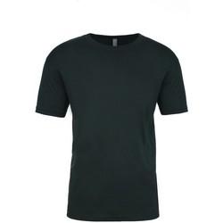 Textil T-Shirt mangas curtas Next Level NX3600 Verde Floresta