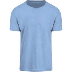 Textil Homem T-Shirt mangas curtas Awdis JT032 Surf Blue