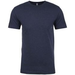 Textil Homem T-Shirt mangas curtas Next Level NX6210 Meia-noite na Marinha