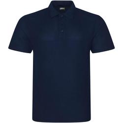 Textil Homem Polos mangas curta Prortx RX101 Marinha